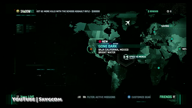 splinter cell blacklist trophy guide