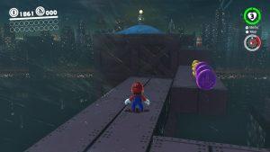 Super Mario Odyssey Metro Kingdom Power Moon Locations